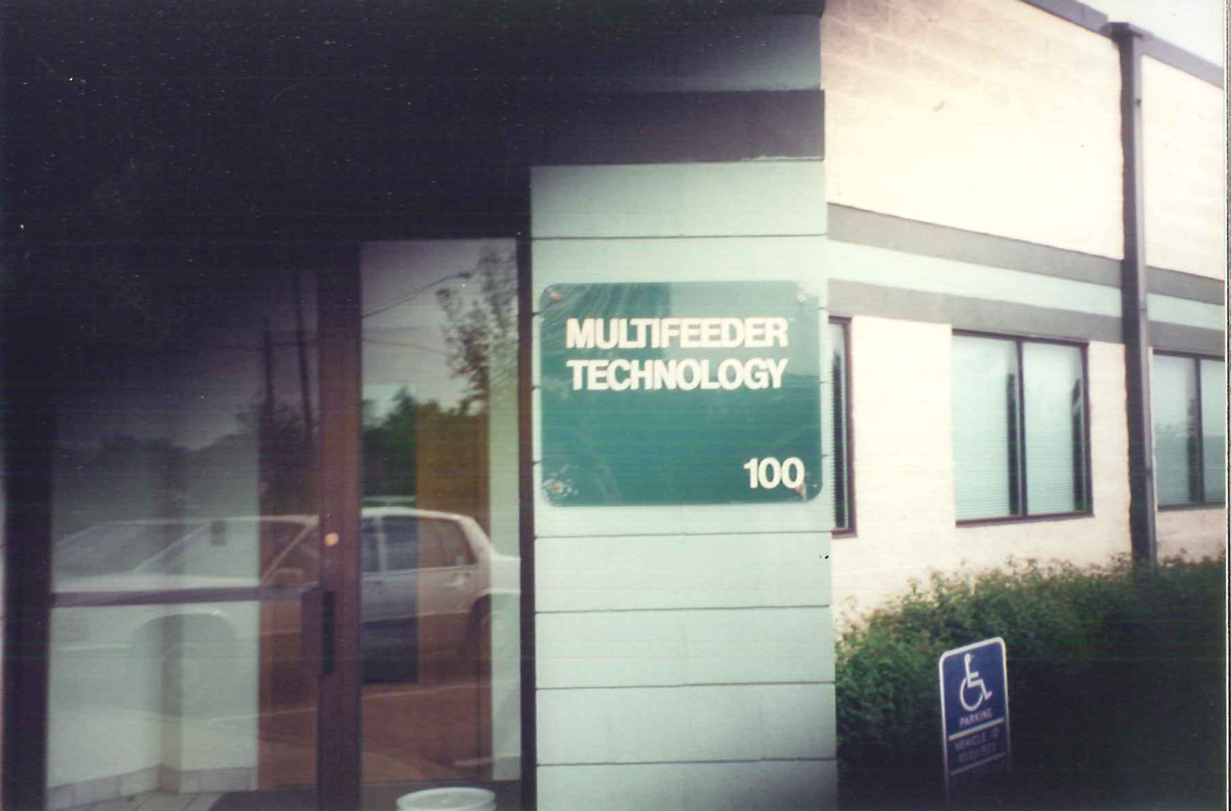 Multifeeder building May 97