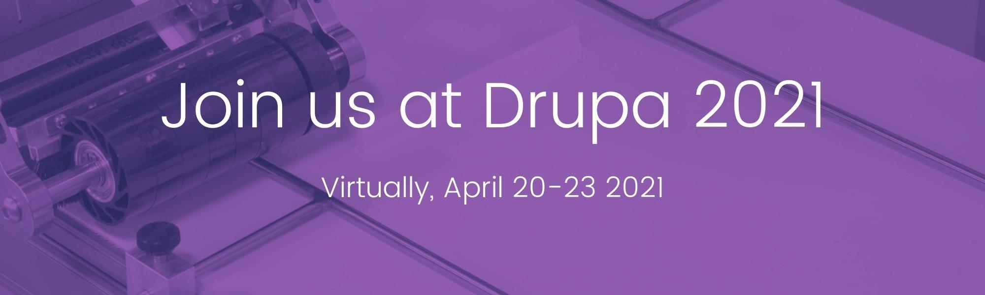 Drupa 2021 Blog Header